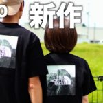 【2020年新作ロゴT】ノースフェイス ピクチャードスクエアロゴT